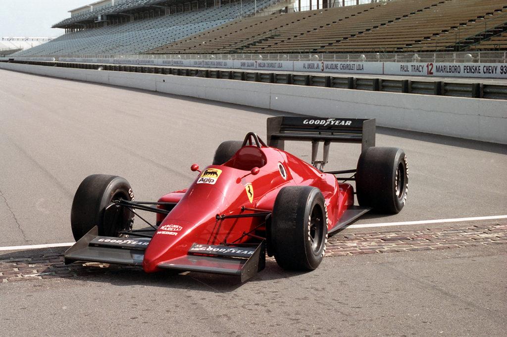 IndyCar | Ferrari si tira indietro, sfuma l'accordo come motorista