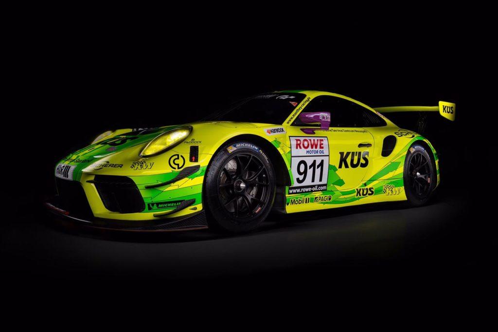 NLS | Estre e Christensen con Porsche di Manthey alla 24 Ore del Nurburgring