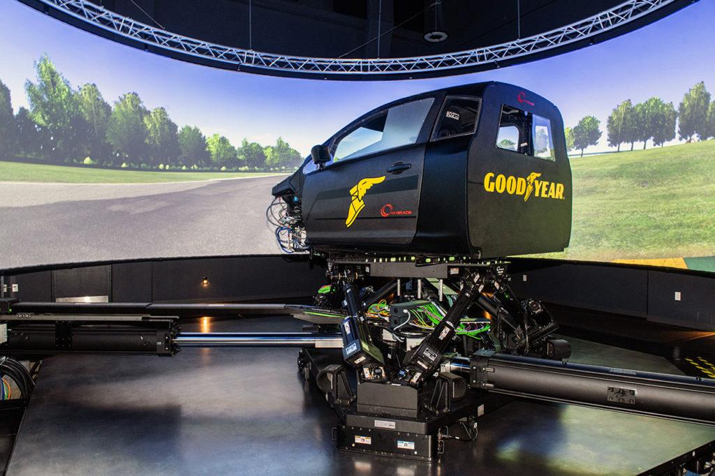 WEC | Goodyear accoglie un nuovo simulatore di guida dinamico