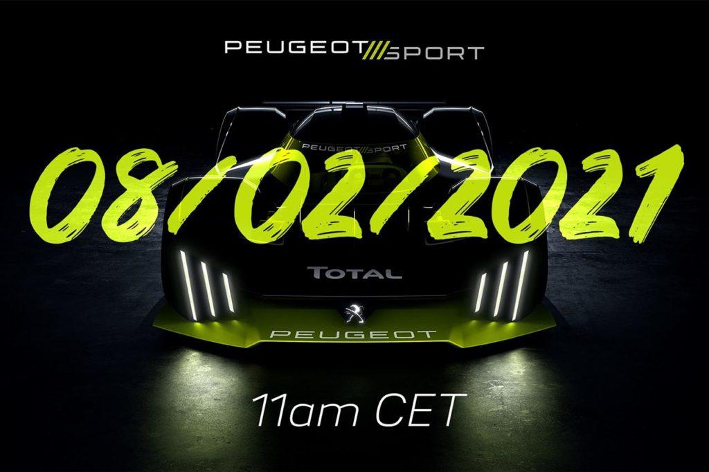 WEC | Peugeot Le Mans Hypercar, ulteriori dettagli la settimana prossima?