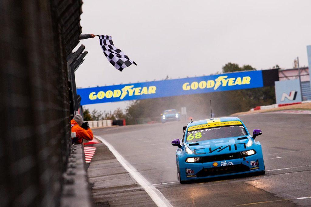 WTCR | Goodyear in prima linea nella Race of Germany al Nurburgring