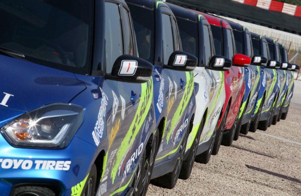 ACI Rally Italia Talent | Parte l'edizione 2021: già oltre 10.000 le adesioni. Suzuki Swift Sport Hybrid protagonista del format