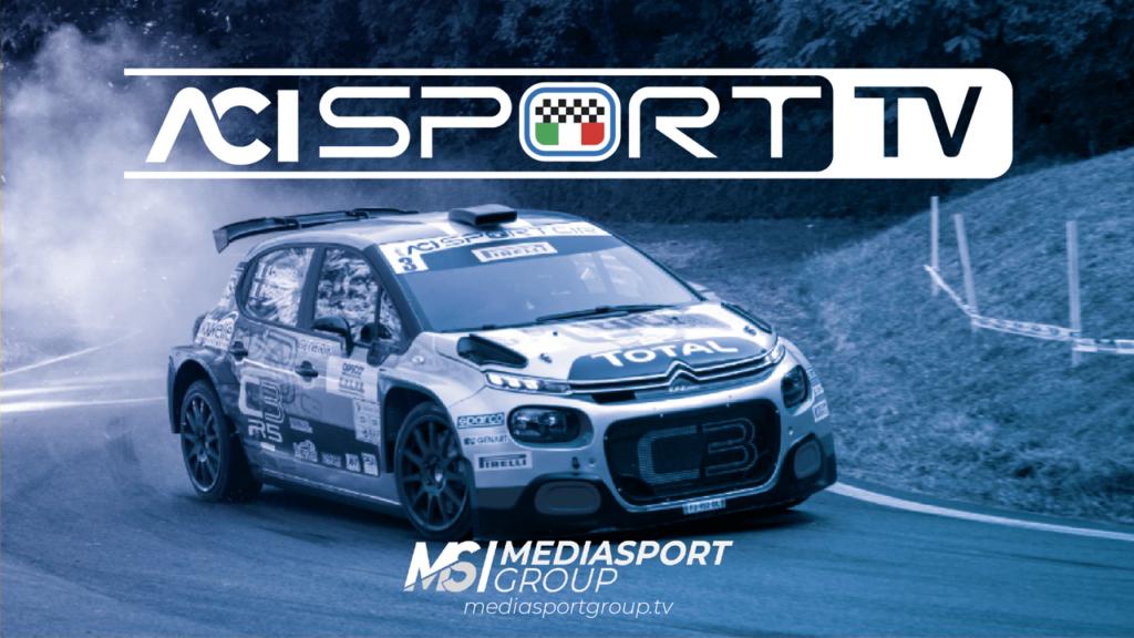 Nasce ACI Sport TV: la programmazione parte con la presentazione del Rally Il Ciocco