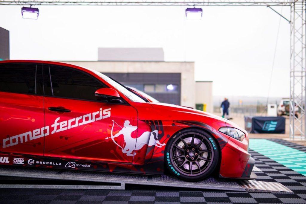Pure ETCR | Romeo Ferraris sceglie Coletti per l'Alfa Romeo Giulia ETCR