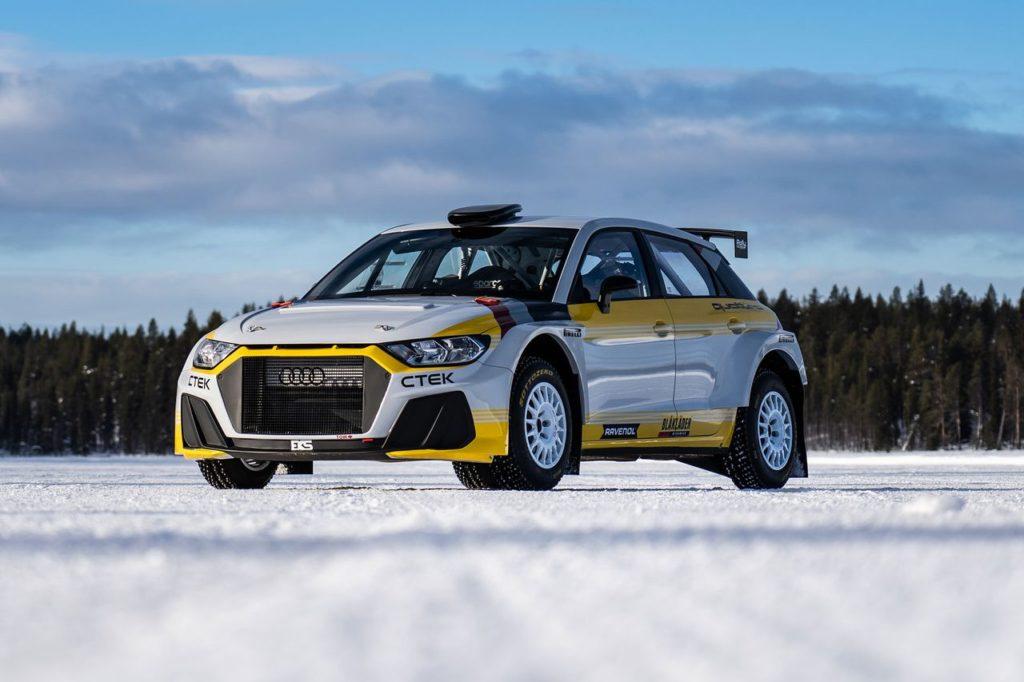 WRC | L'Audi Quattro A1 sta per tornare nel Mondiale Rally