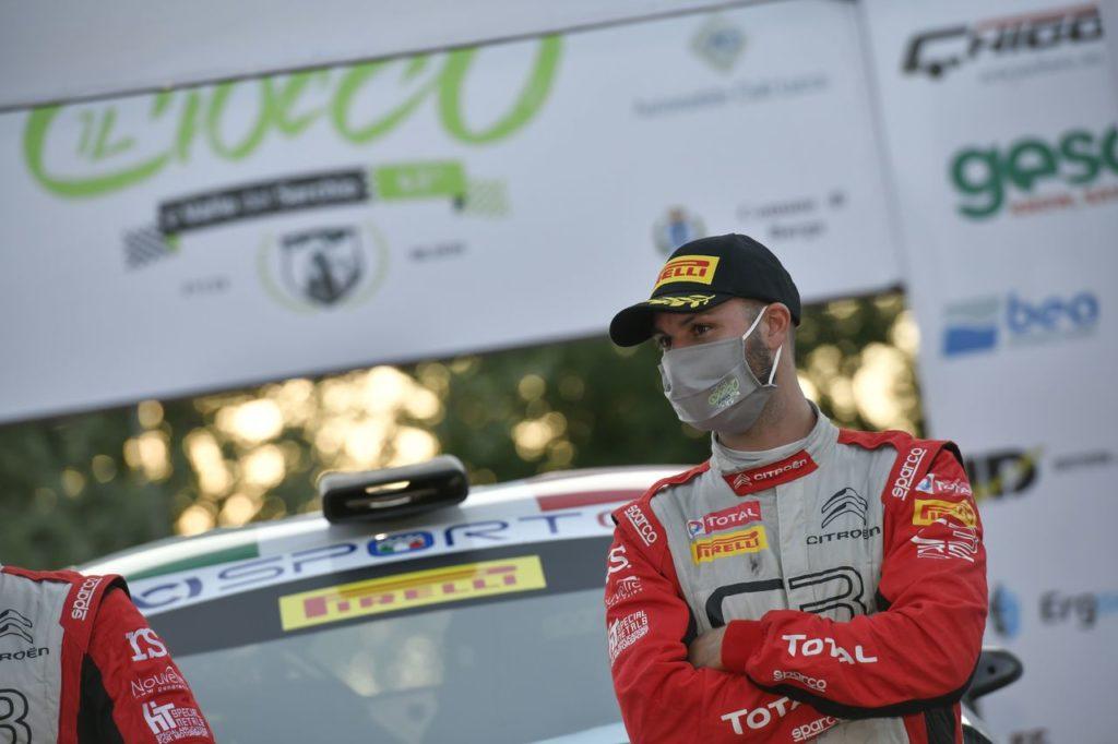 CIR | I campioni nazionali rally Crugnola e Basso al Ciocco: i due rivali insieme per Movisport