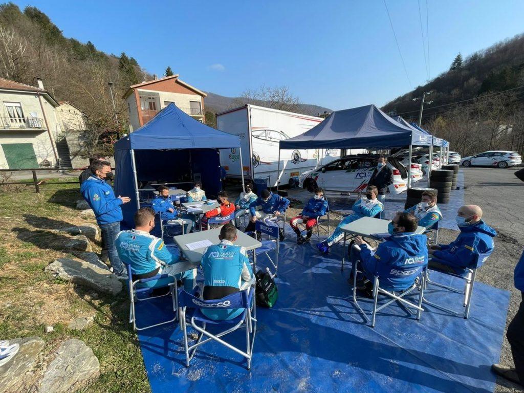 CIR Junior 2021, conclusi i test in vista del Rallye Sanremo: le valutazioni di Piero Longhi