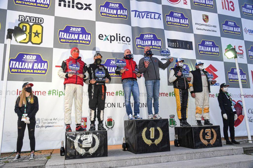 CI Cross Country | Italian Baja, vittoria per Galletti e Fontana Sacchetti. Codecà si ferma al terzo posto