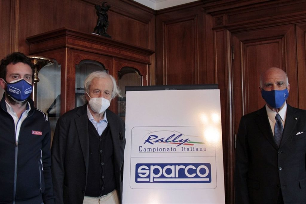 CIR | Presentato il Campionato Italiano Rally Sparco: i dettagli dell'accordo