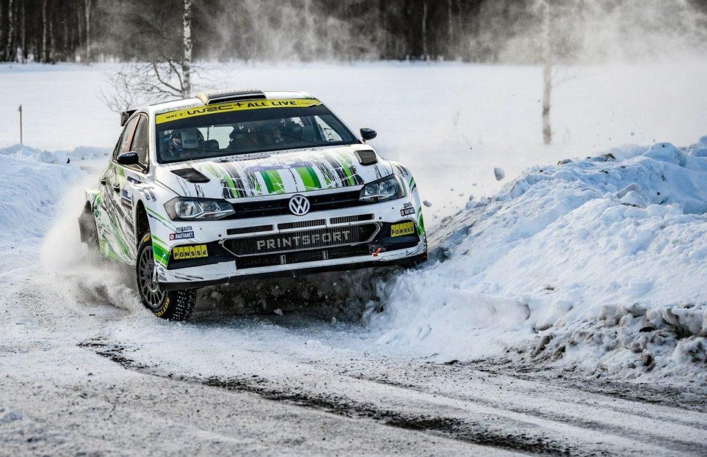WRC2 | Esapekka Lappi riparte con una vittoria all'Arctic Rally Finland, e Movisport si prende quasi tutto il podio