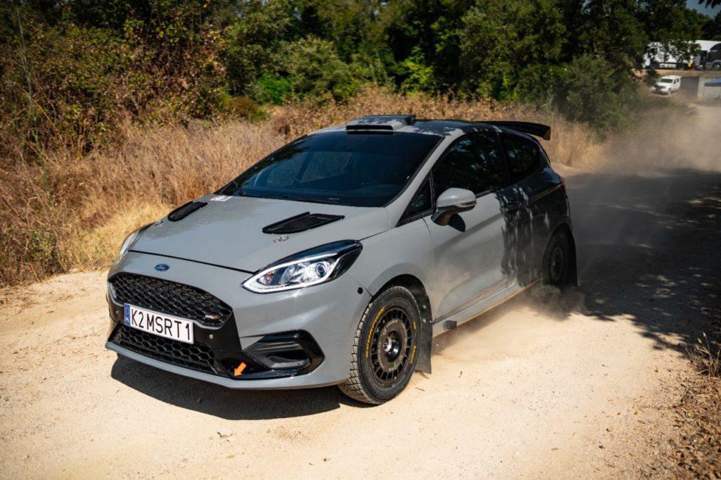 Primo debutto per la Ford Fiesta Rally3, in gara in Finlandia in attesa dell'omologazione finale