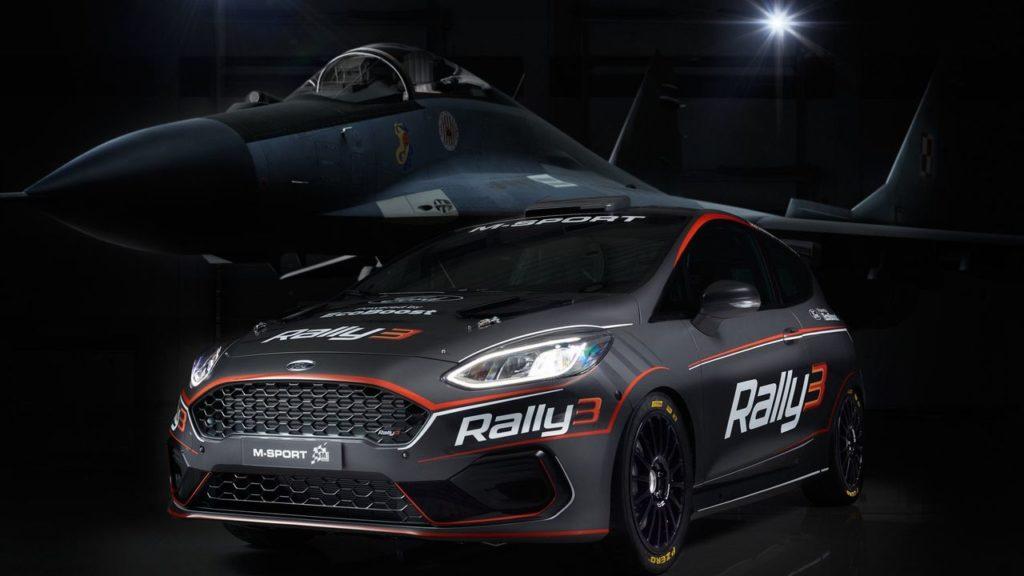 Ford Fiesta Rally3, arriva l'omologazione FIA. Debutto al Rallye Sanremo con Kristensson