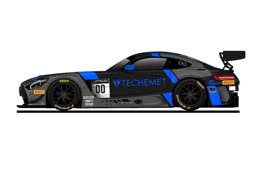 GTWC Europe   Winward Racing al via con una Mercedes, Marciello correrà nell'ADAC GT