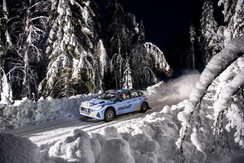 WRC | Le novità della Hyundai i20 Rally2 spiegate da Andrea Adamo
