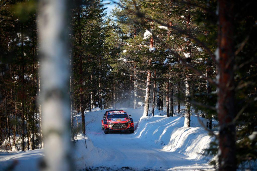 WRC   Arctic Rally, i segreti del successo di Tanak e della frustrazione di Breen