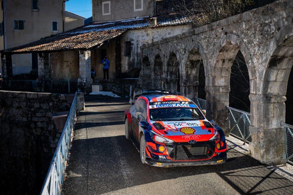 WRC | Arrivato il via libera: anche Hyundai Motorsport entra nell'era ibrida che si apre dal 2022