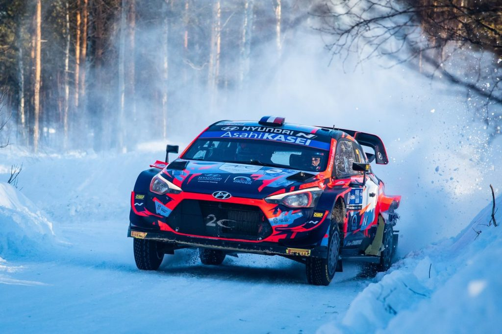 WRC | L'ottimismo di Adamo sulla permanenza di Hyundai nel Mondiale Rally