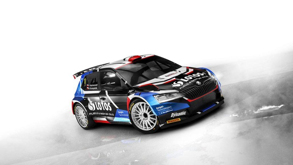 WRC3 | L'ambizione di Kajetanowicz, che conferma la Skoda e punta al titolo di categoria nel Mondiale 2021