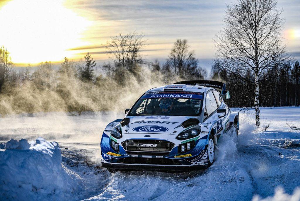 WRC   M-Sport all'Arctic Rally: non i risultati sperati, ma si guarda agli aspetti positivi su cui lavorare