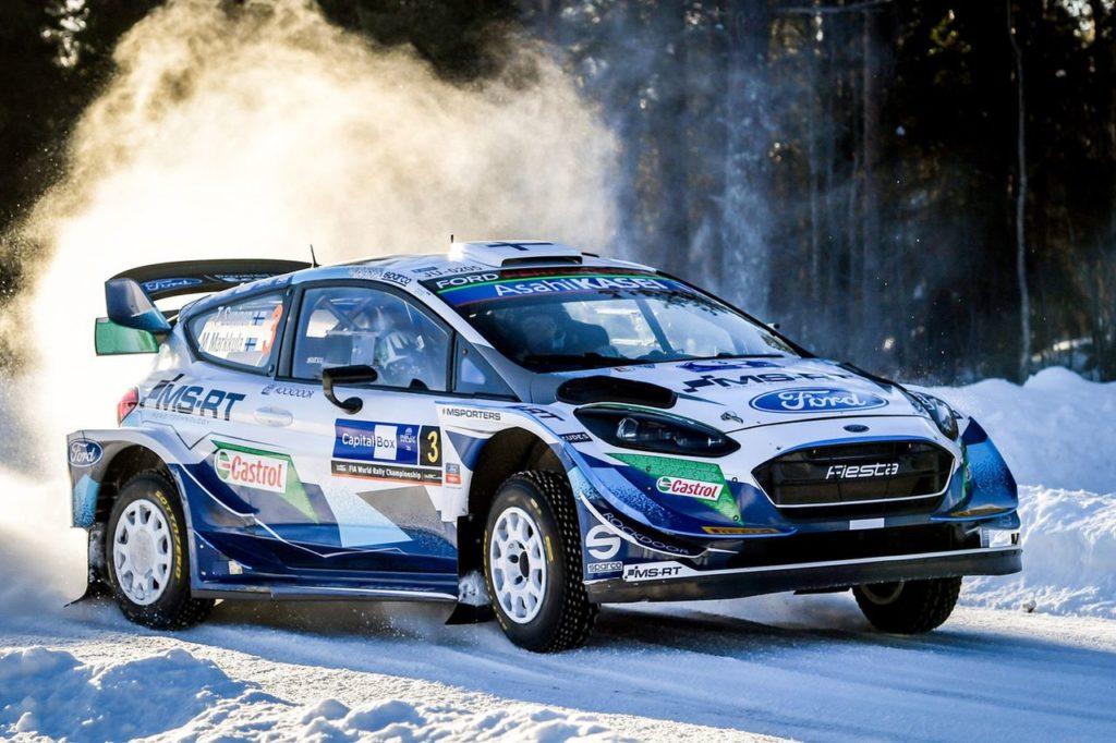 WRC | M-Sport, arriva l'aggiornamento per il motore della Ford Fiesta WRC in vista del Croazia Rally