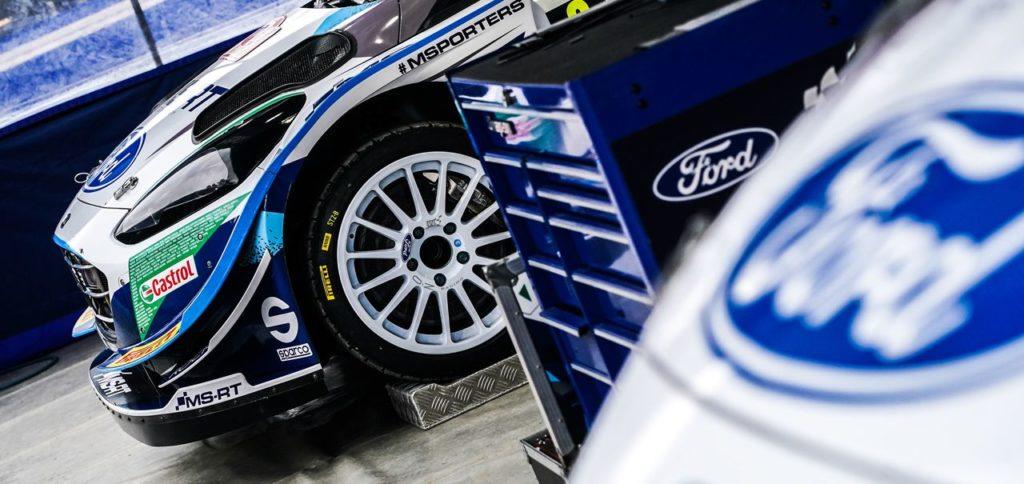 M-Sport e l'italiana OZ Racing, la collaborazione venticinquennale continua