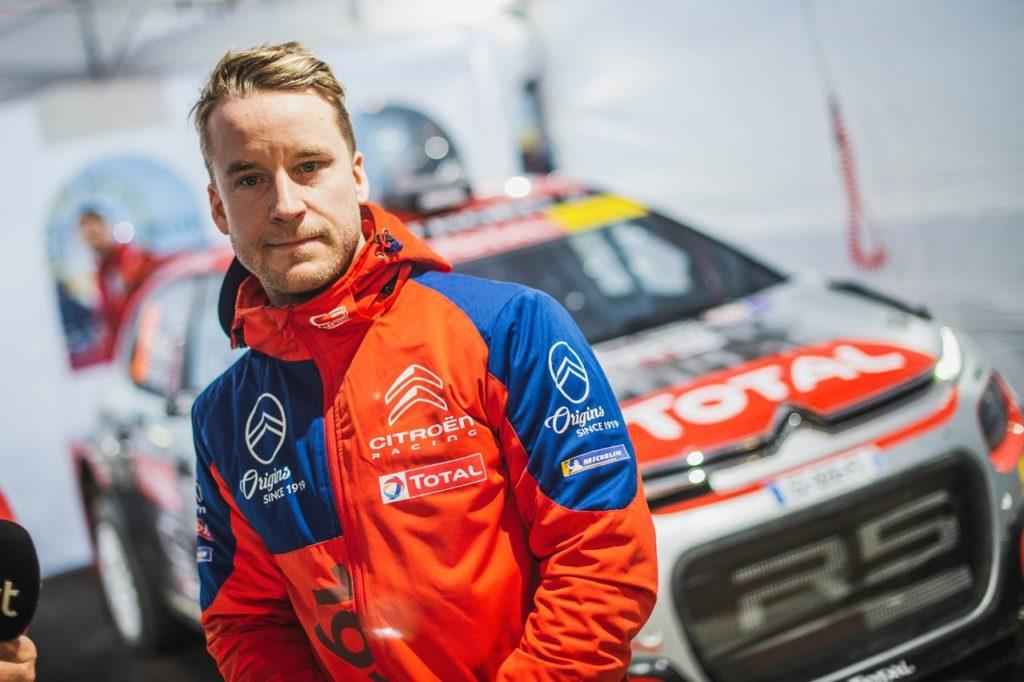 WRC2 | La stagione 2021 di Ostberg parte dalla Romania