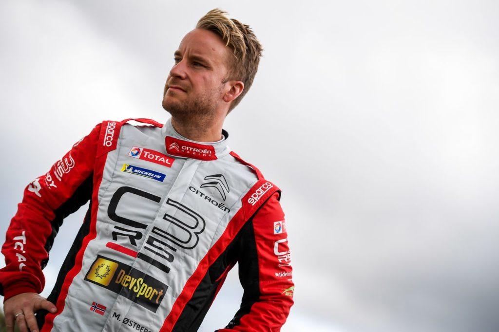 WRC | Mads Ostberg e Citroen difenderanno il titolo WRC2 nella stagione 2021