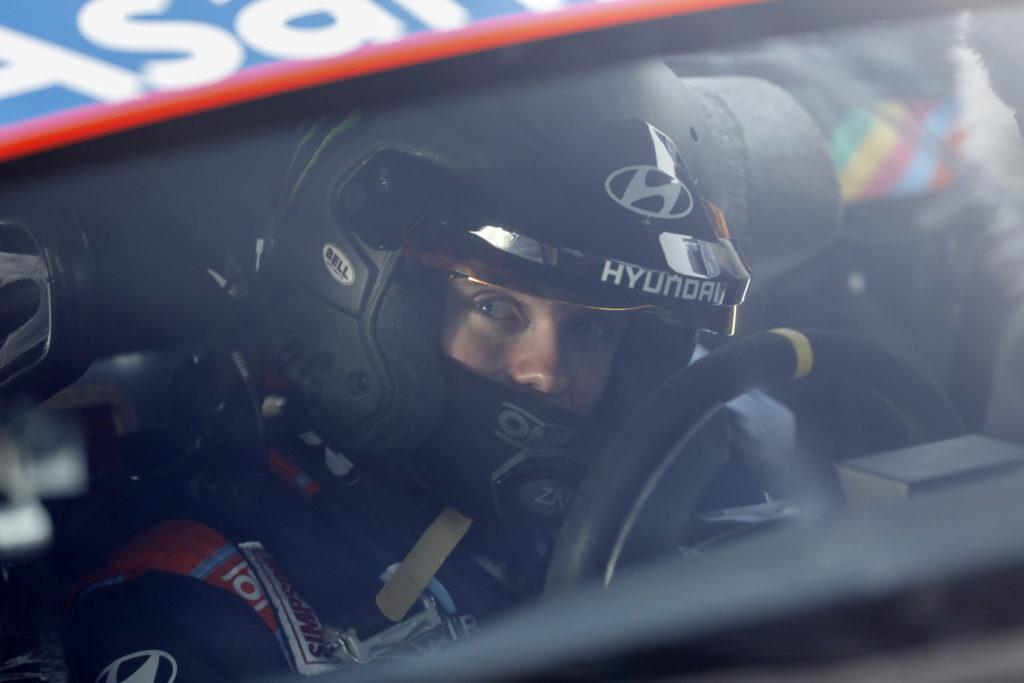 WRC | L'entusiasmo di Oliver Solberg dopo l'ottimo debutto sulla Hyundai i20 WRC all'Arctic Rally e la delusione di Loubet