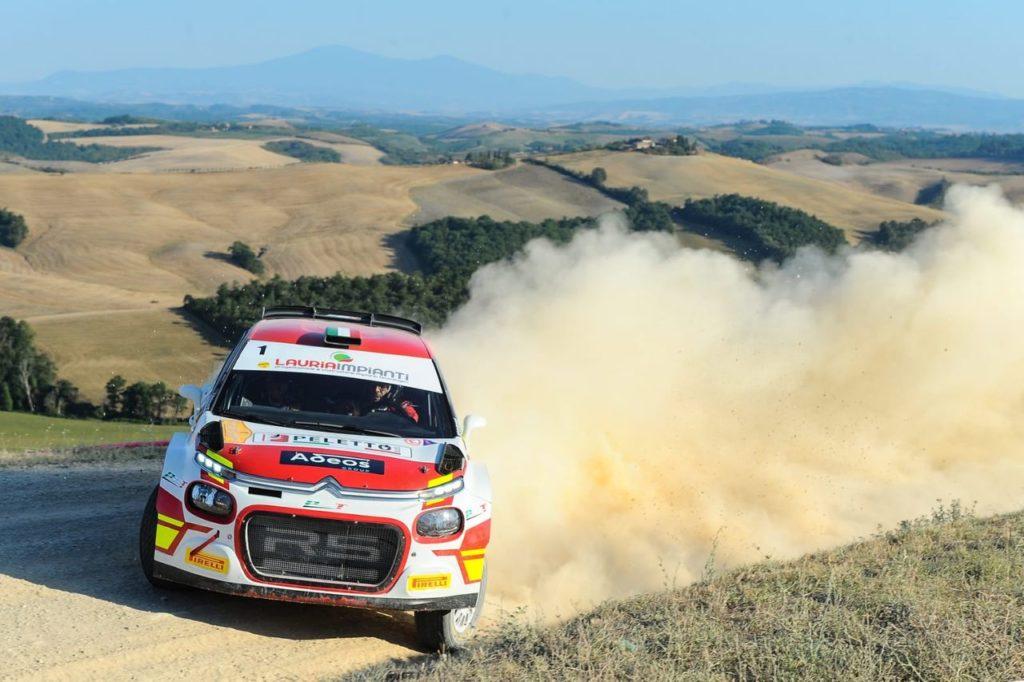 CIRT | Cambio di programma per il Rally Città di Arezzo Crete Senesi e Valtiberina 2021