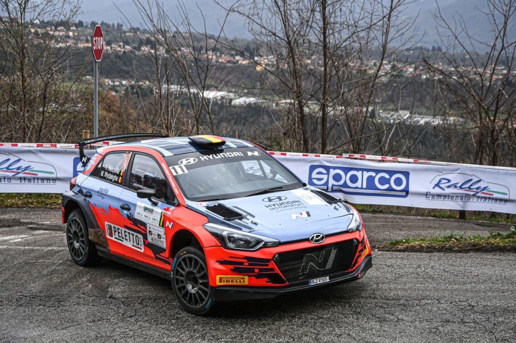 CIR | Rally Il Ciocco 2021, vince Neuville, Albertini primo per il Tricolore. Basso sul podio, giù Crugnola