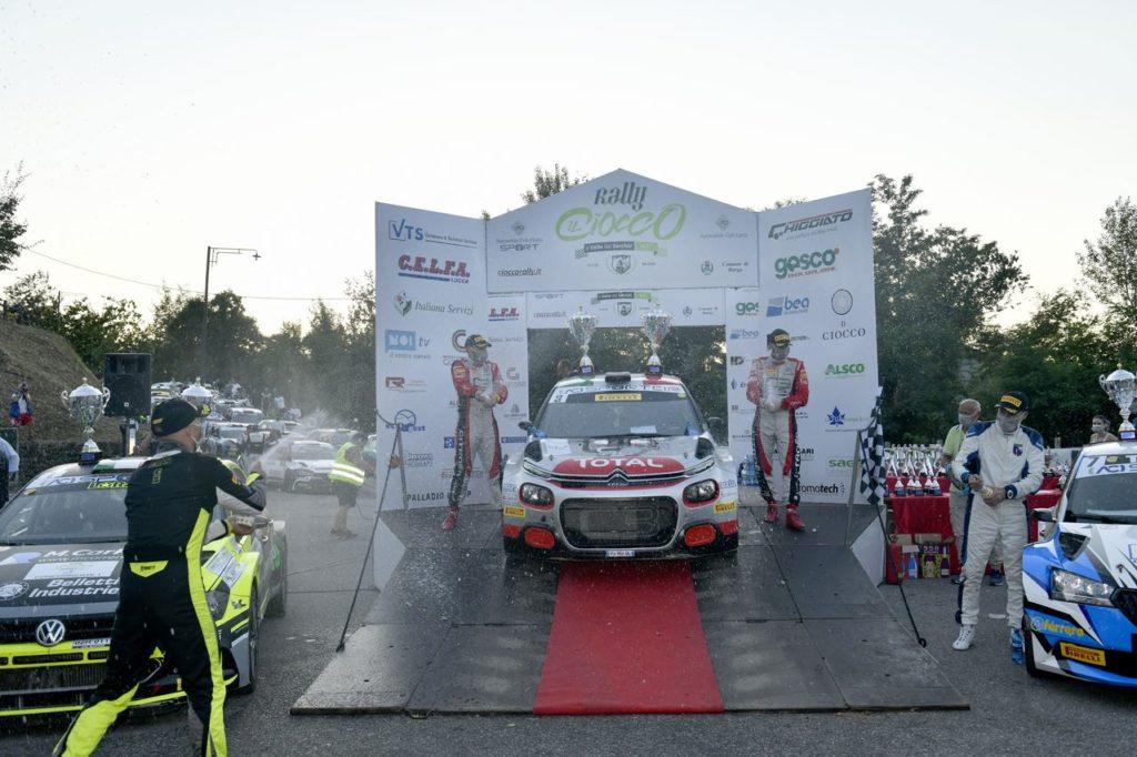 CIR | L'imponente start list del Rally Il Ciocco 2021