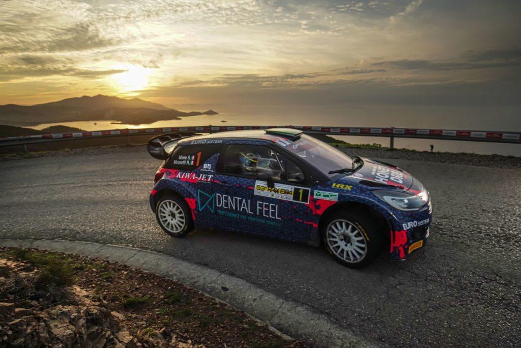 CIWRC | Rallye Elba 2021, apertura del campionato nel segno delle conferme