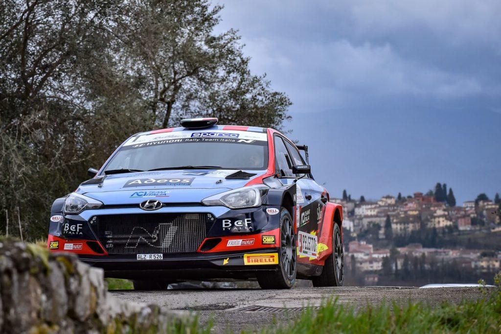 CIR | Rallye Sanremo 2021: Hyundai presente con uno schieramento da grandi occasioni, anche con le WRC Plus