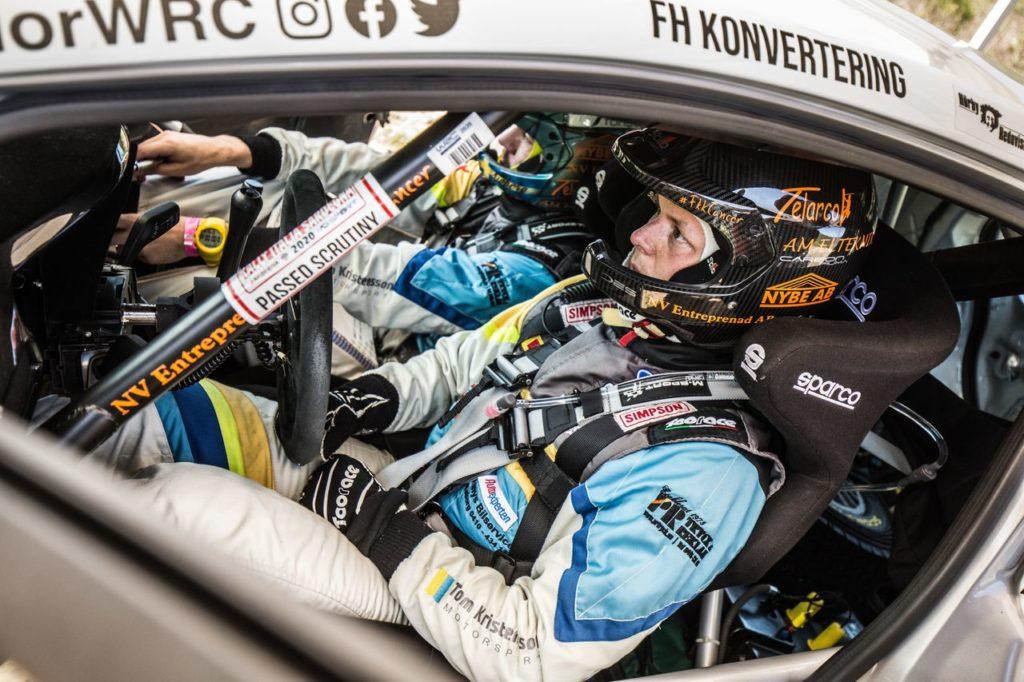 WRC2 | M-Sport recluta il campione Junior Tom Kristensson per la stagione 2021