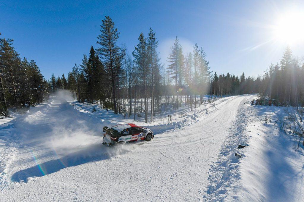 """WRC   Test con la vettura 2022, Toyota punta ad iniziare in estate """"con i piloti ufficiali"""""""