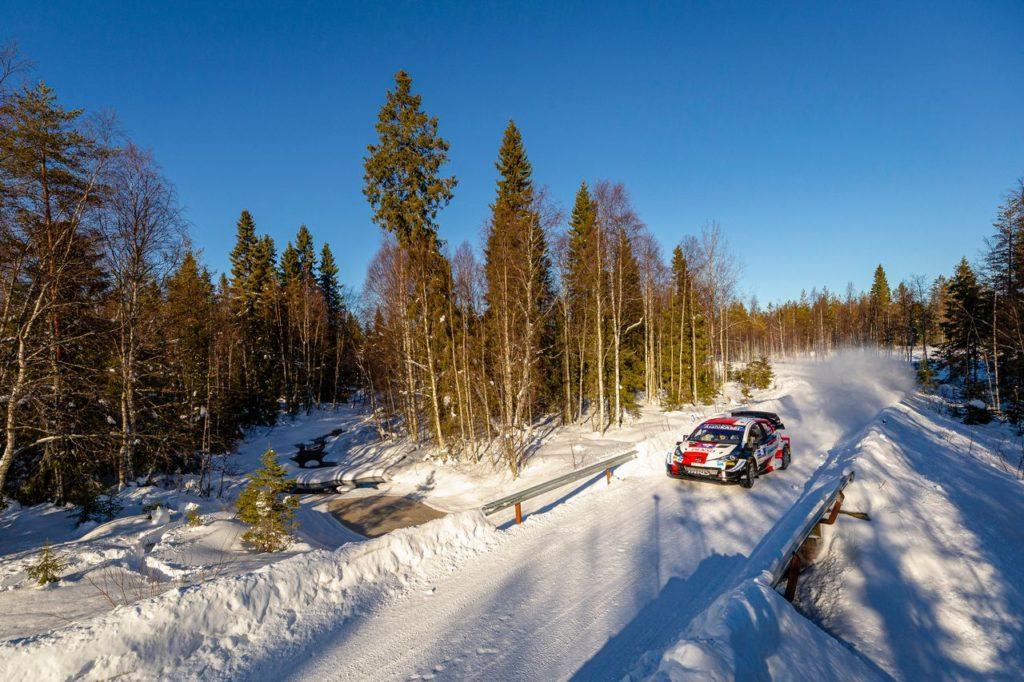 WRC   Latvala spiega perché Toyota non ha brillato all'Arctic Rally. Ma Ogier loda la prestazione di Rovanpera