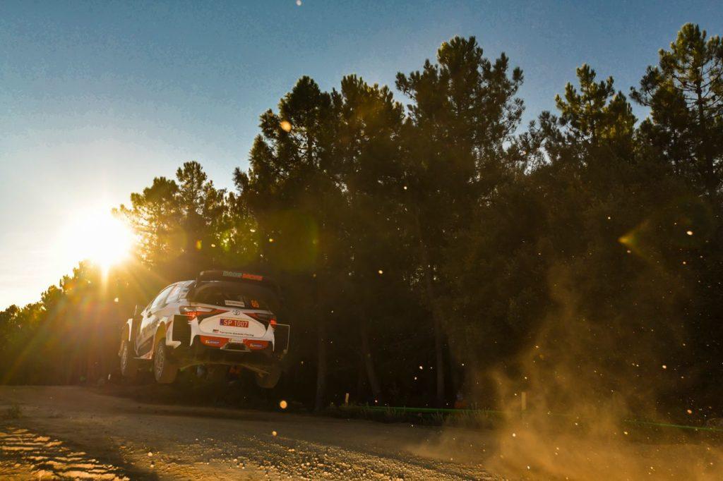 WRC | Test su terra per Toyota e le nuove Pirelli. Imprevisto per Ogier ed Ingrassia