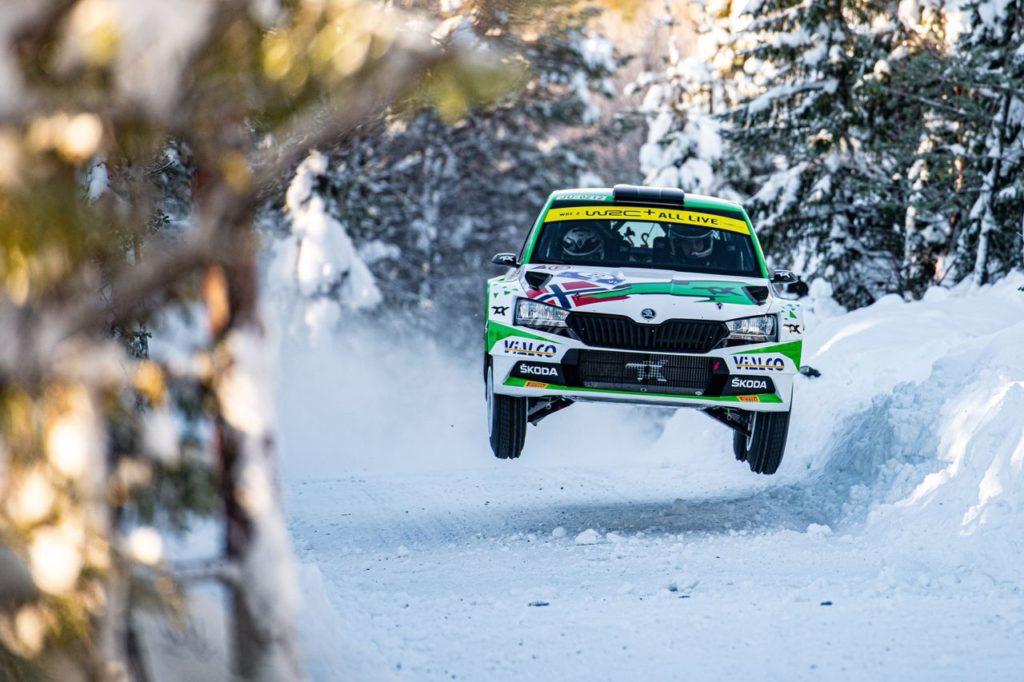 I campionati di supporto del WRC e l'ERC cambiano per adattarsi alla nuova piramide delle classi FIA