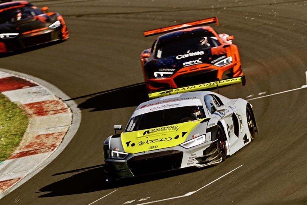 CIGT | Audi Sport Italia conferma due auto per la stagione 2021