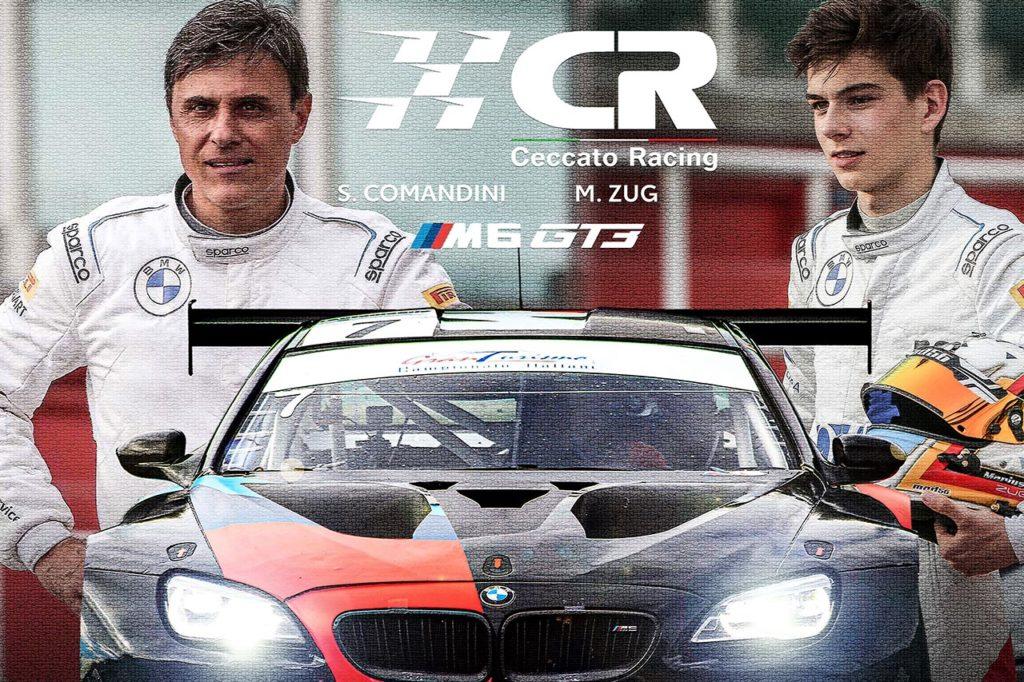CIGT | BMW Team Italia, Ceccato Racing prepara la stagione 2021 a Misano