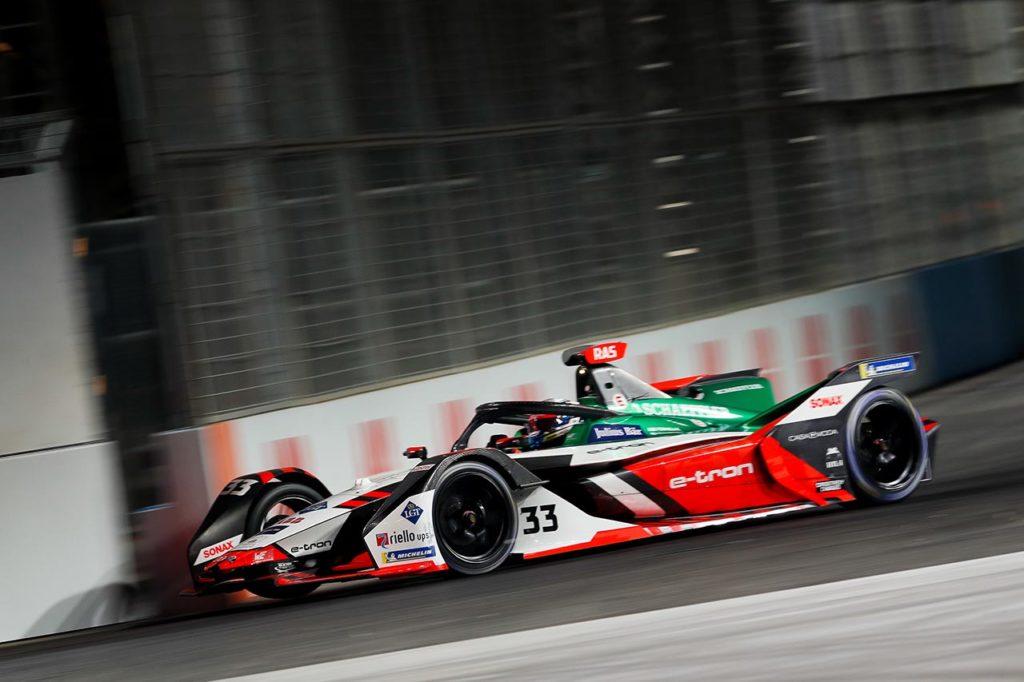 Formula E | Concreto inizio di stagione per Audi a Diriyah con Rast e di Grassi