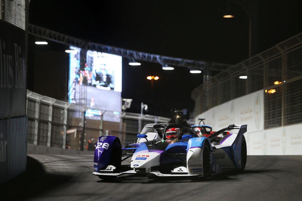 Formula E | Arabia Saudita avara di soddisfazioni per BMW, Guenther e Dennis