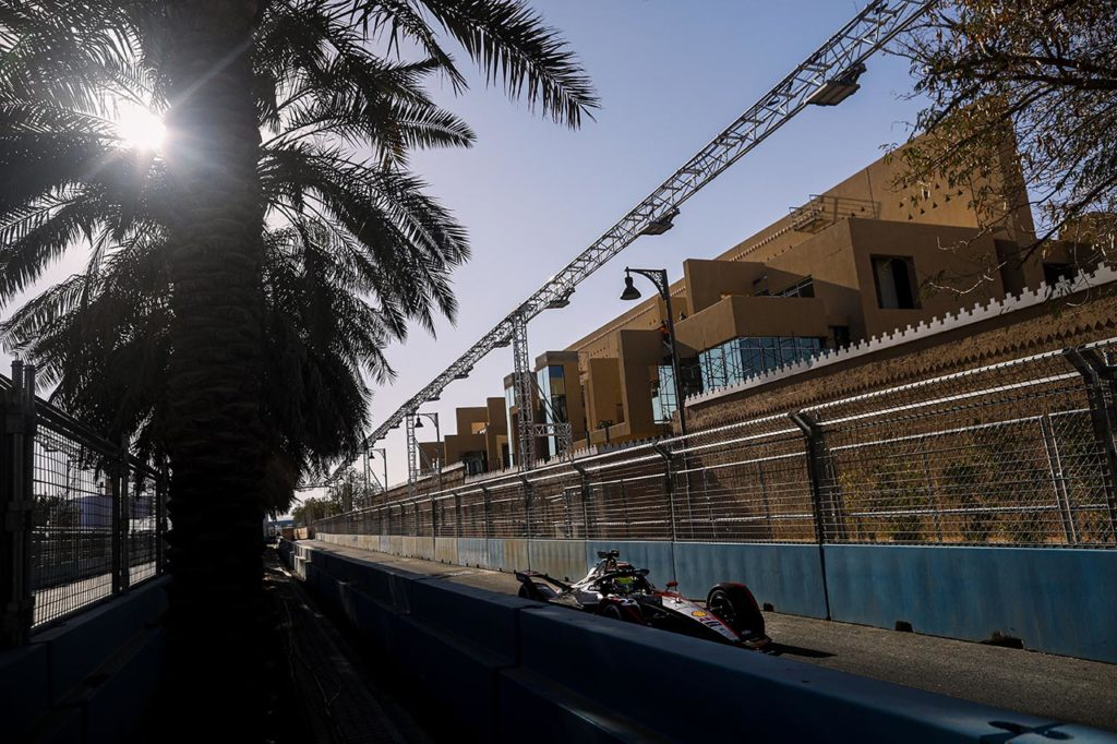 Formula E   Arabia Saudita, Neom in procinto di sostituire Diriyah in futuro