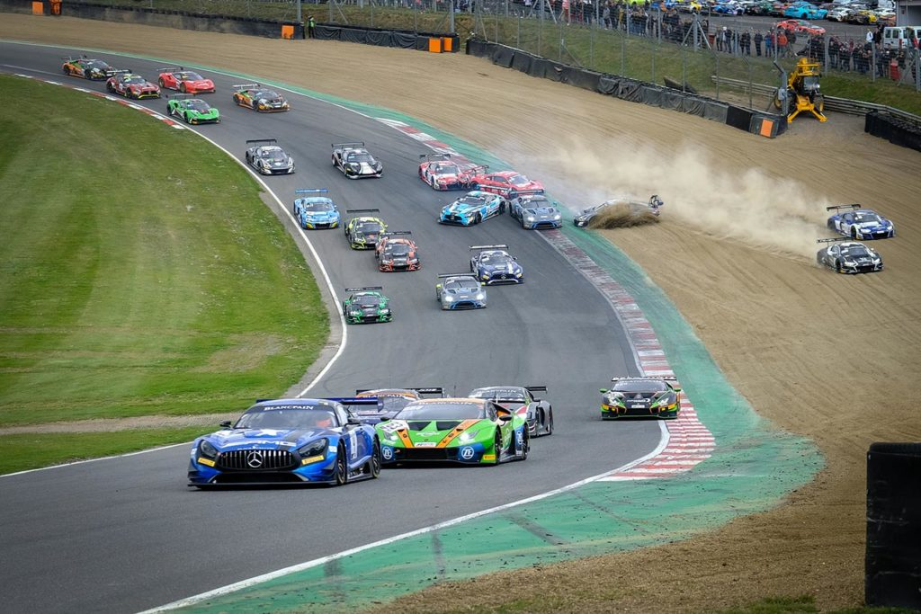 GTWC Europe | Rinviata Brands Hatch, Magny-Cours apre la Sprint Cup