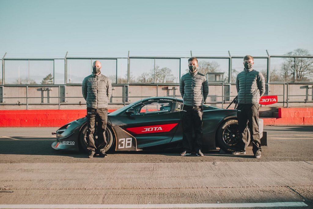 GTWC Europe | Ritorna JOTA nel 2021 con una McLaren e piloti ufficiali