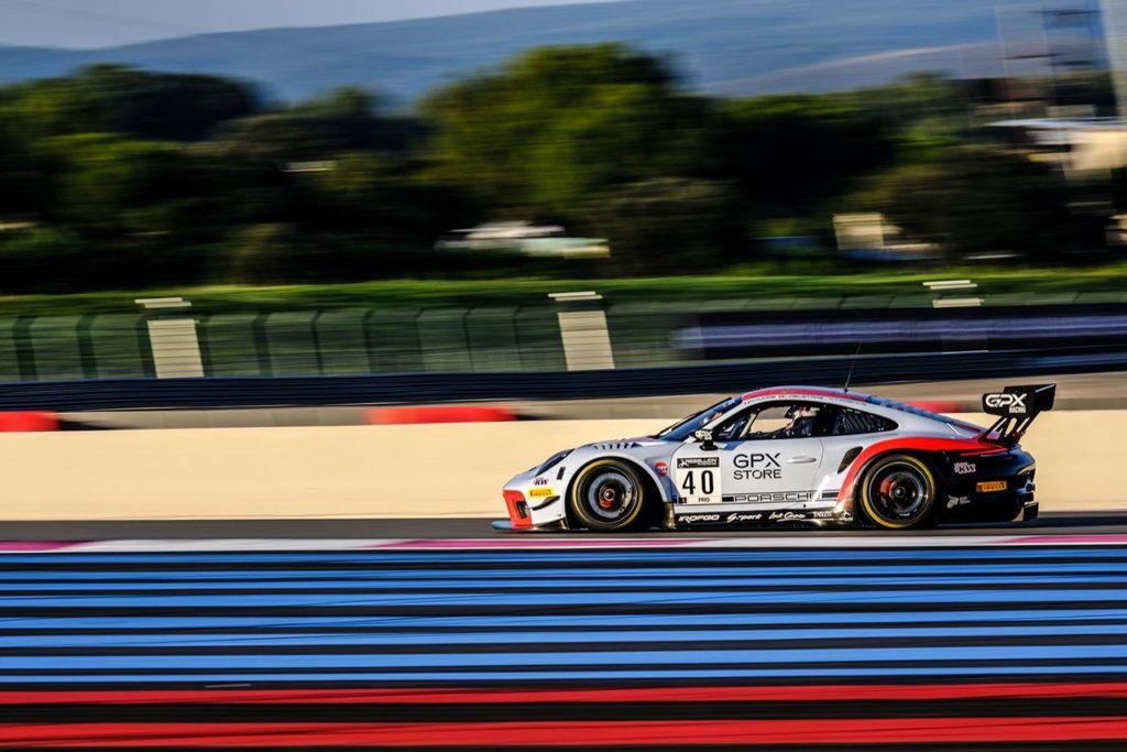 GTWC Europe | GPX e Orange1 FFF saltano i test collettivi di Le Castellet