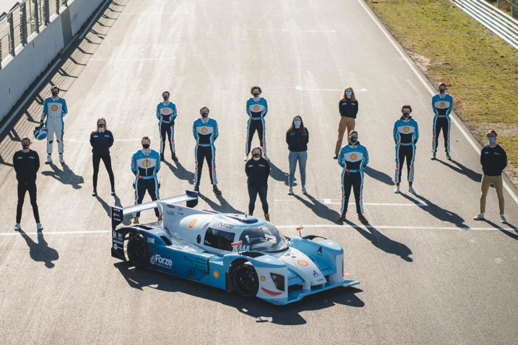 Hyundai e la mobilità a idrogeno: ecco l'obiettivo con Forze Hydrogen Racing