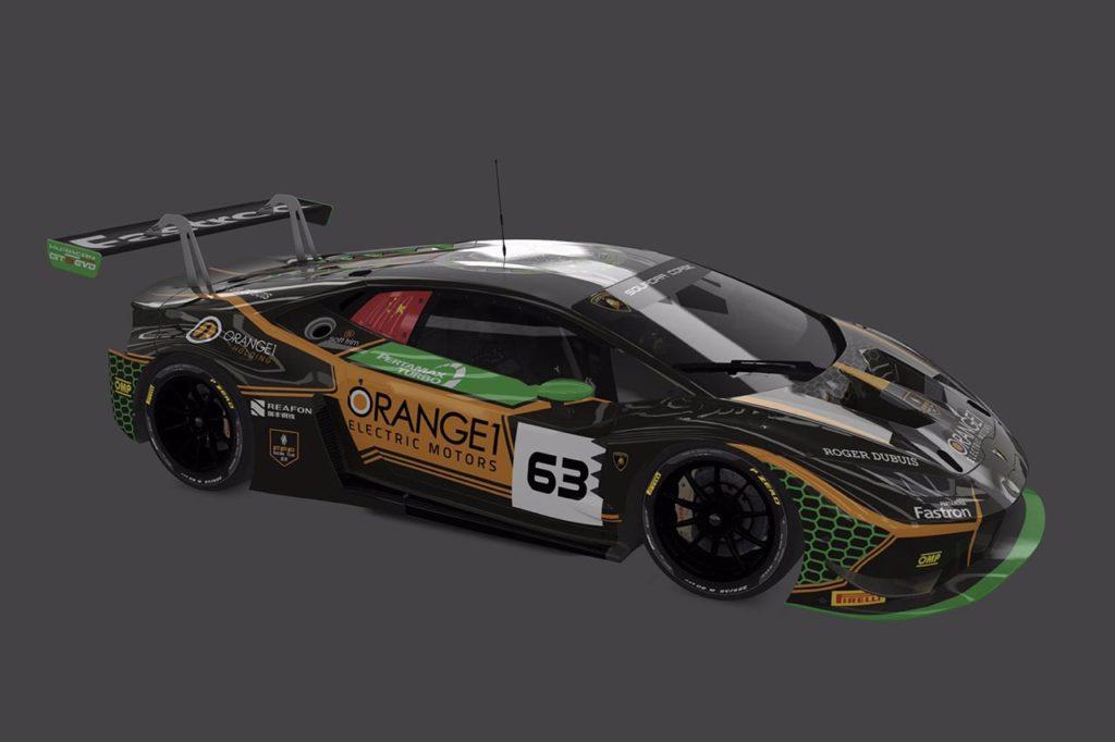 IGTC   Orange1 FFF Racing Team conferma una Lamborghini per il 2021