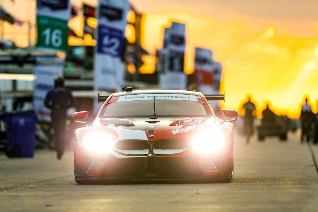 IMSA   BMW valuta l'ingresso nella nuova classe LMDh nel 2023