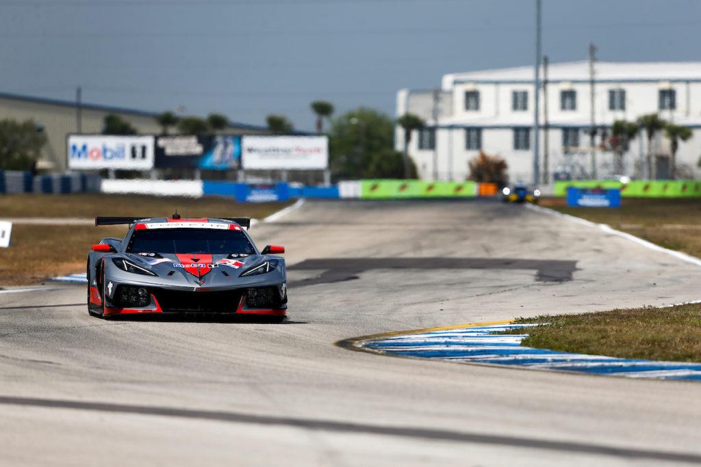IMSA | Chevrolet esclude l'arrivo della Corvette GT3 per la stagione 2022